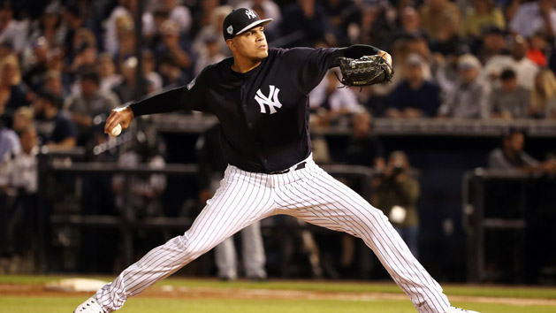 Yankees P Betances (shoulder) to land on IL