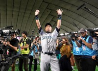 Ichiro retiring after Tokyo finale