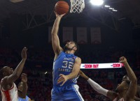 UNC survives Clemson despite Williams scare