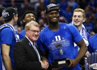 Williamson: 'I'm just trying to be the first Zion'