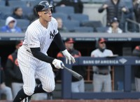 Yankees OF Judge (shoulder) to undergo testing