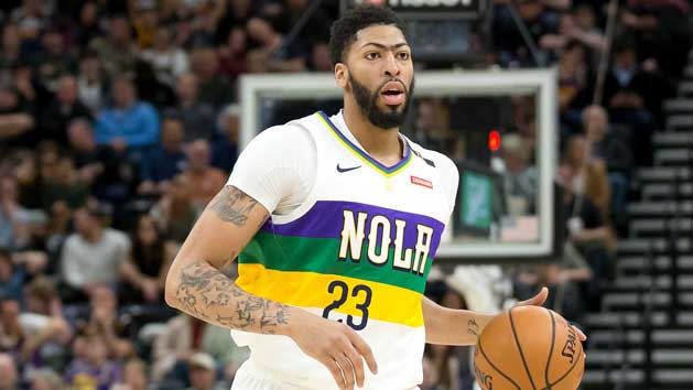 Pelicans delete video of Anthony Davis' amusing farewell T-shirt