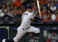 Astros SS Correa returns from rib injury