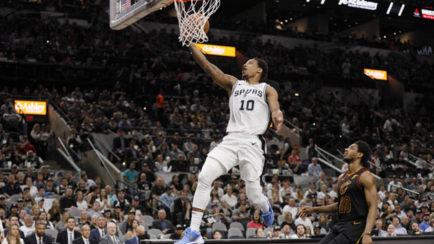 Spurs host Nuggets, hoping to force Game 7