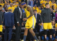 Warriors' Cousins has torn quad, out indefinitely