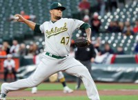 Athletics try to break through against Astros