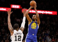 Durant headed to Nets with Irving, Jordan