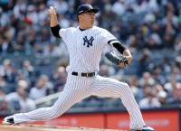 Yankees take another shot at clincher vs. Angels