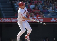 Trout may be in, Ohtani out as Angels host Rays