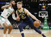 Pacers hope home rims are friendlier vs. Celtics