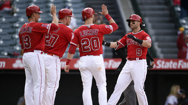 Angels charged with trying to slow surging Rangers