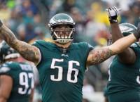 Eagles DE Long announces apparent retirement