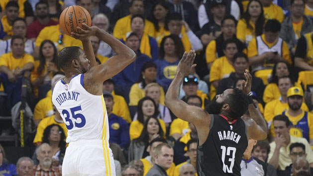 Warriors' Durant, Cousins unlikely for start of Finals