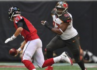 McCoy ends Carolina visit, to pick among 3 teams