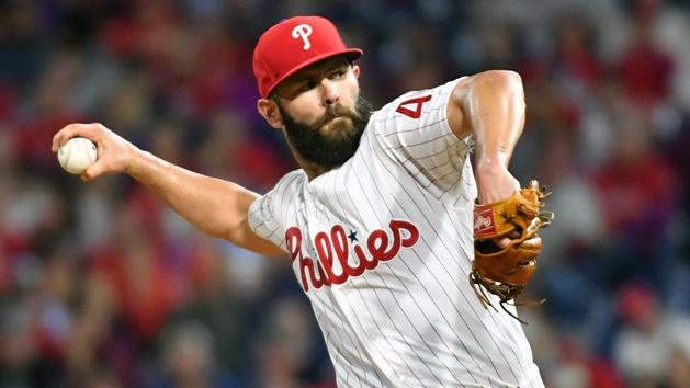 Phillies' Arrieta to have season-ending elbow surgery