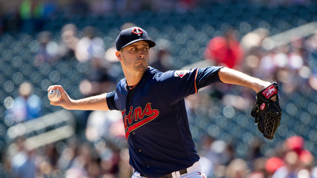 Odorizzi, Twins go for two in a row over A's