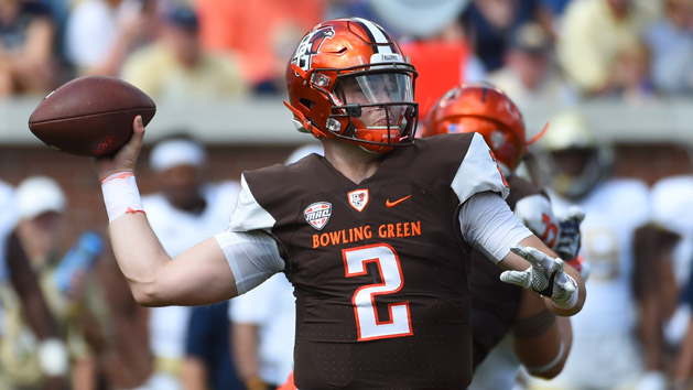 Ex-Bowling Green QB Doege heads to WVU