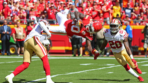 26a53884 Report: 49ers S Ward breaks collarbone | Lindy's Sports