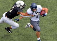 Transfer WR Mannix eligible to play at Texas Tech