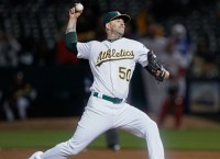 Fiers set to follow no-hitter as A's face Mariners