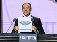 Pelicans win lottery, chance to draft Williamson