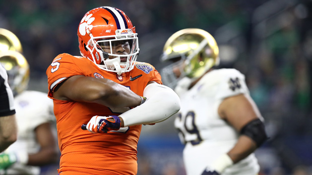 Maryland adds Clemson transfer LB