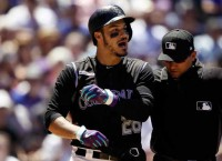 After Arenado scare, Rockies welcome Padres