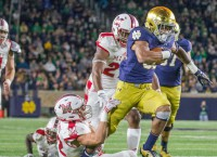 Former Notre Dame RB McIntosh joining Washington State