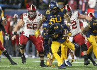 West Virginia S Robinson enters transfer portal