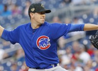 Hendricks, Cubs set for Brewers in opener