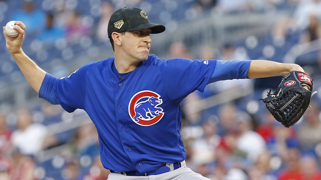 Cubs RHP Kyle Hendricks scratched from start