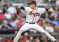 Braves LHP Fried (blister) on 10-day IL