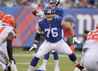 Giants LT Solder (ankle) expects to be ready for camp