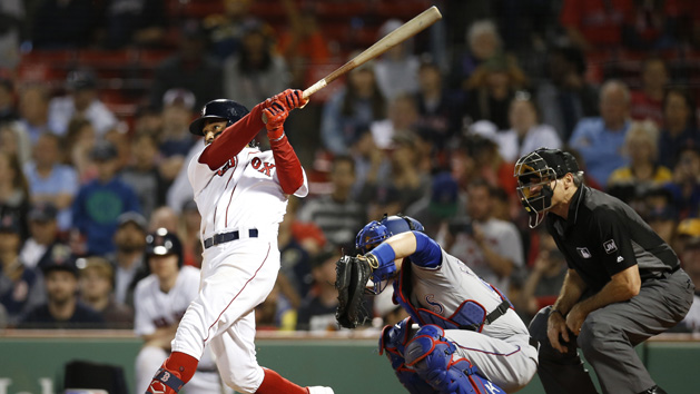 Red Sox give Betts record $27M to avoid arbitration