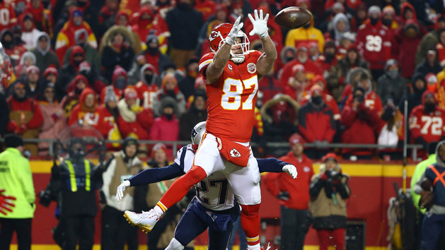 Chiefs TE Kelce on schedule for training camp
