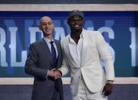 Williamson leads three Blue Devils in top 10 at NBA draft