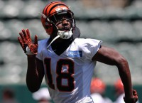 Report: Bengals WR Green (ankle) out 6-8 weeks