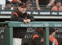 Bochy makes last trip to Petco with red-hot Giants