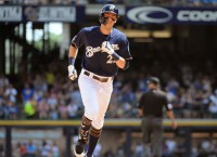 Yelich, Brewers set for series in Arizona