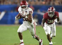 Sooners RB Brooks cleared in Title IX case