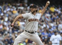 D-backs agree with Bumgarner on 5-year, $85M deal