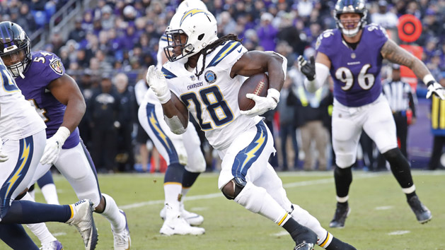 Report: Chargers' Gordon prepared to sit Week 1