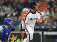 Skid snapped, Astros open homestand vs. Tigers
