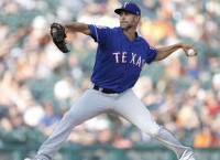 All-Star Minor, Rangers welcome Angels to town