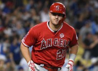 Angels' Trout headed for season-ending surgery