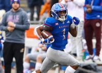 Kansas reinstates RB Williams