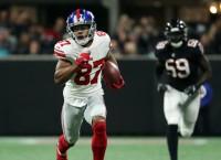 Giants WR Shepard fractures thumb in practice