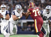 Report: Cowboys C Frederick ready for camp