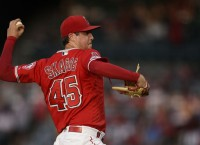 With heavy hearts, Angels prepare to face Rangers