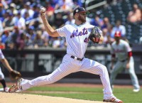 Report: Mets shopping RHP Wheeler